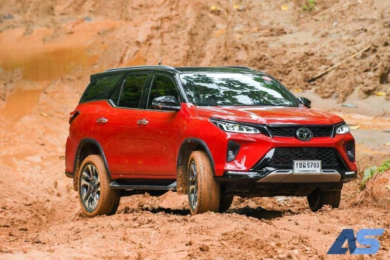 รีวิว Toyota Fortuner Legender 2.8 4WD