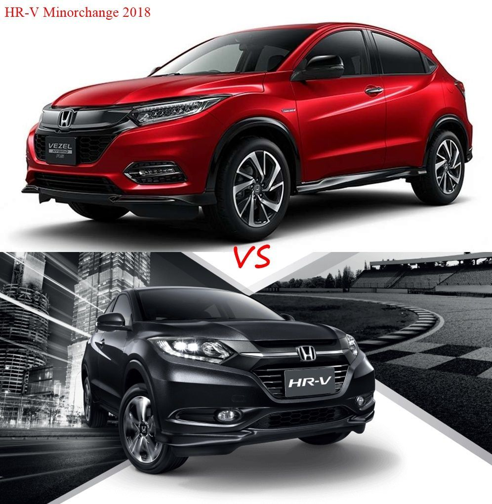 Honda กำลังจะเผยโฉม HR-V Minorchange กับงาน Fast Auto Show 2018 ณ ไบเทค บางนา