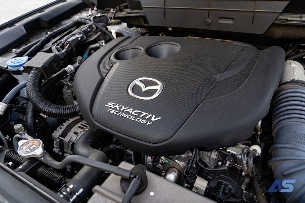 เครื่องยนต์ Mazda CX-8