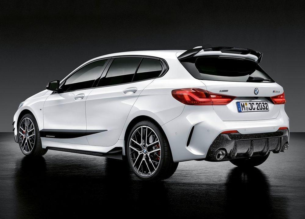 เปิดตัว ALL NEW BMW M135