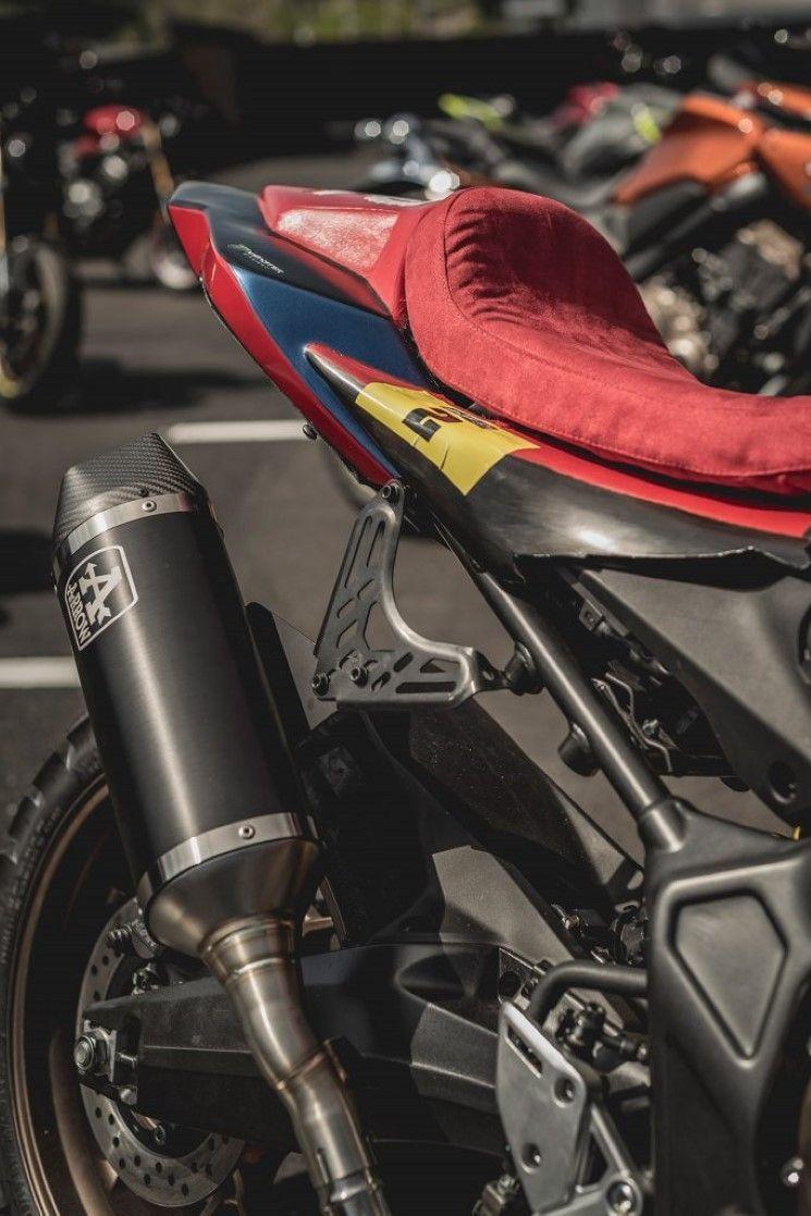 Honda CB650R Rally 4 สูบ