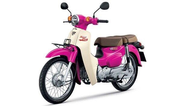Honda New Super Cub 2020