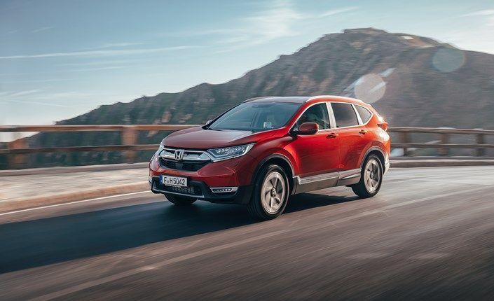 Honda เปิดตัว 2018 CR-V ในยุโรปแล้ว พร้อมเครื่อง 1.5 ลิตร