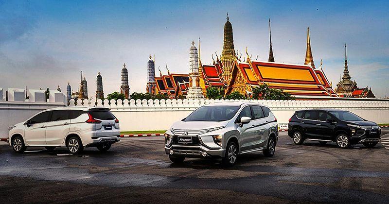 Mitsubishi Xpander เวอร์ชั่นไทย ก่อนขายจริง สิงหาคม