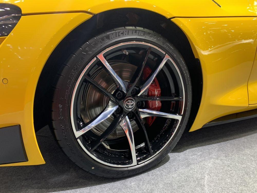 ล้อ Toyota GR Supra 2020 Edition