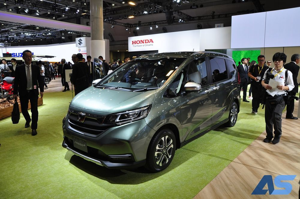 Honda Freed 2019