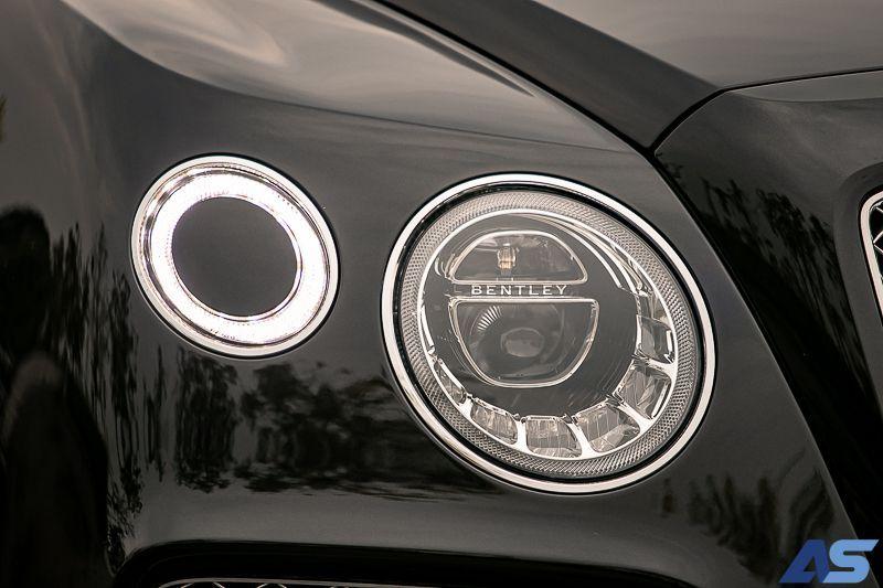ไฟหน้า Bentley Bentayga V8