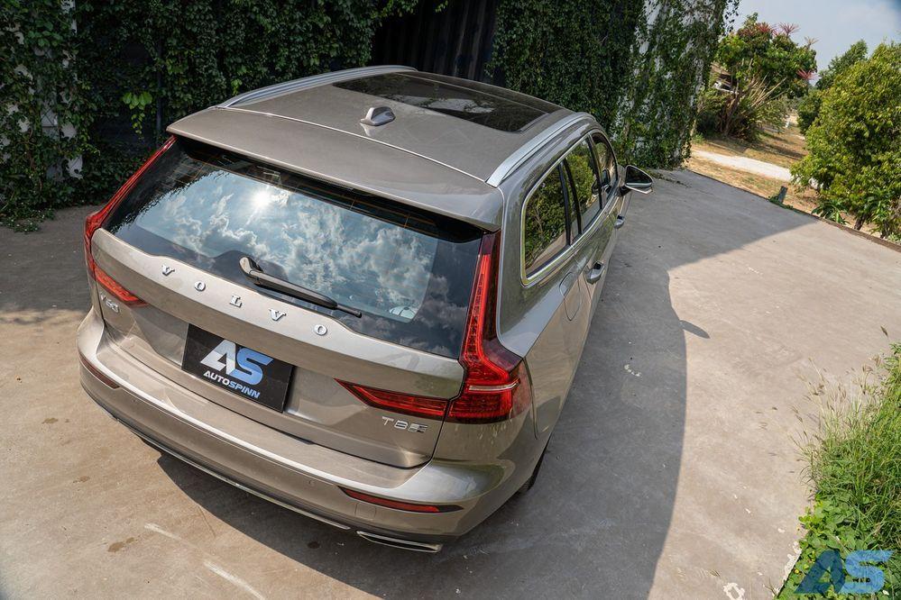 ทดลองขับ All New Volvo V60