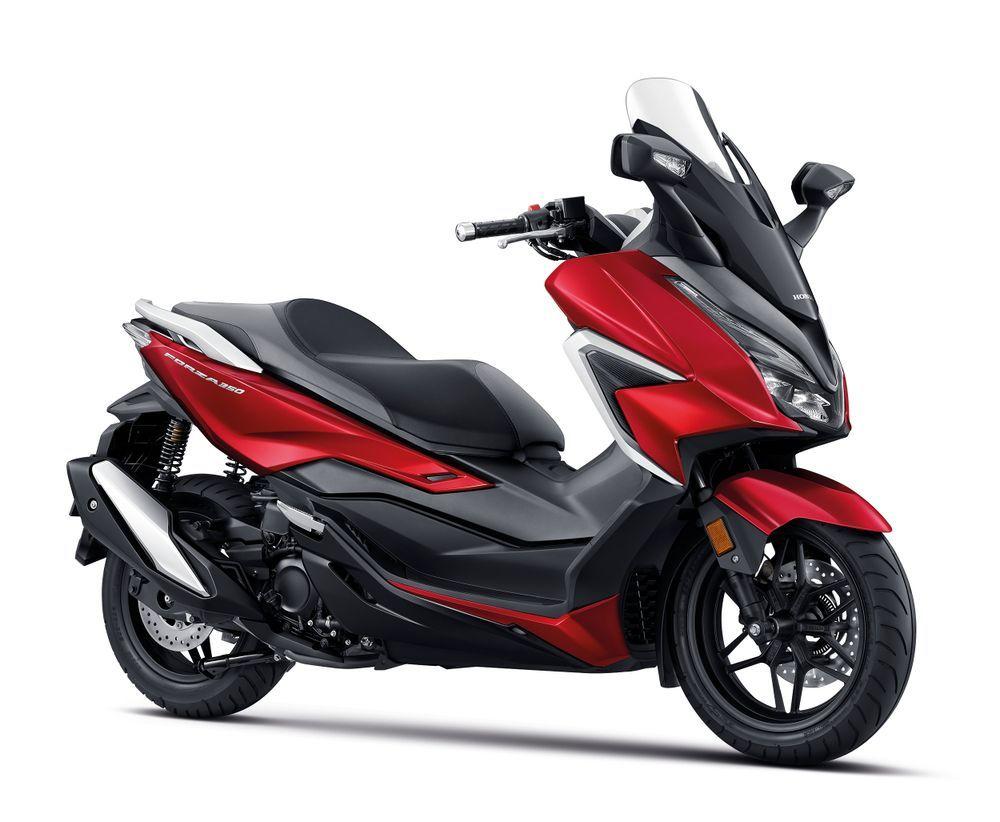 ราคา Honda Forza 350