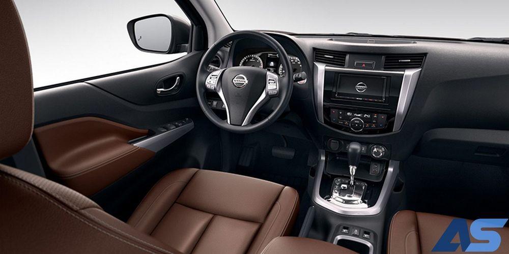 ระบบการขับขี่ Nissan Terra