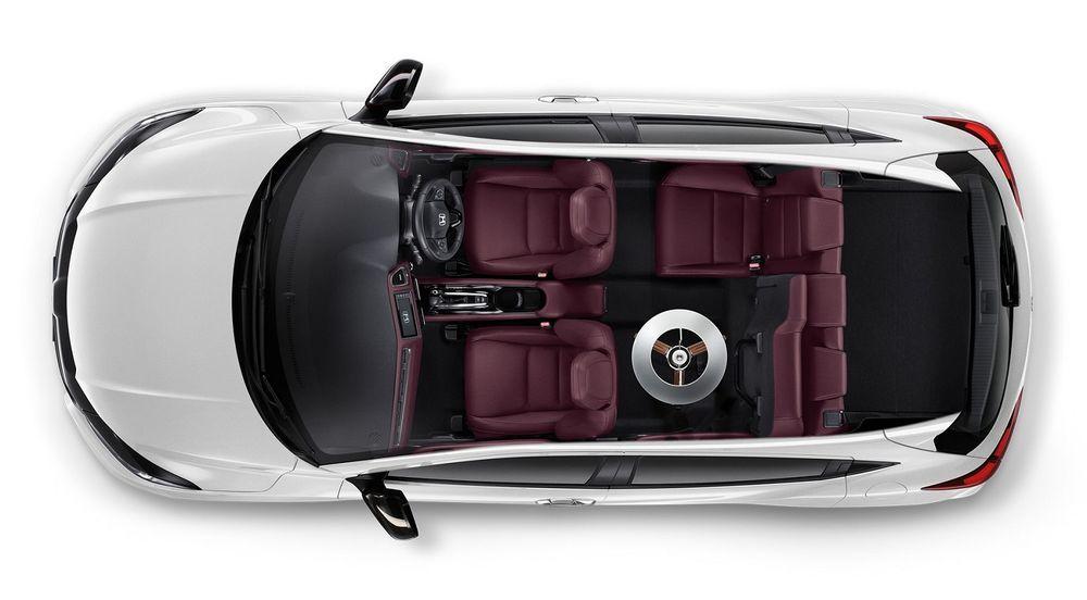 รถยนต์ HondaHRV