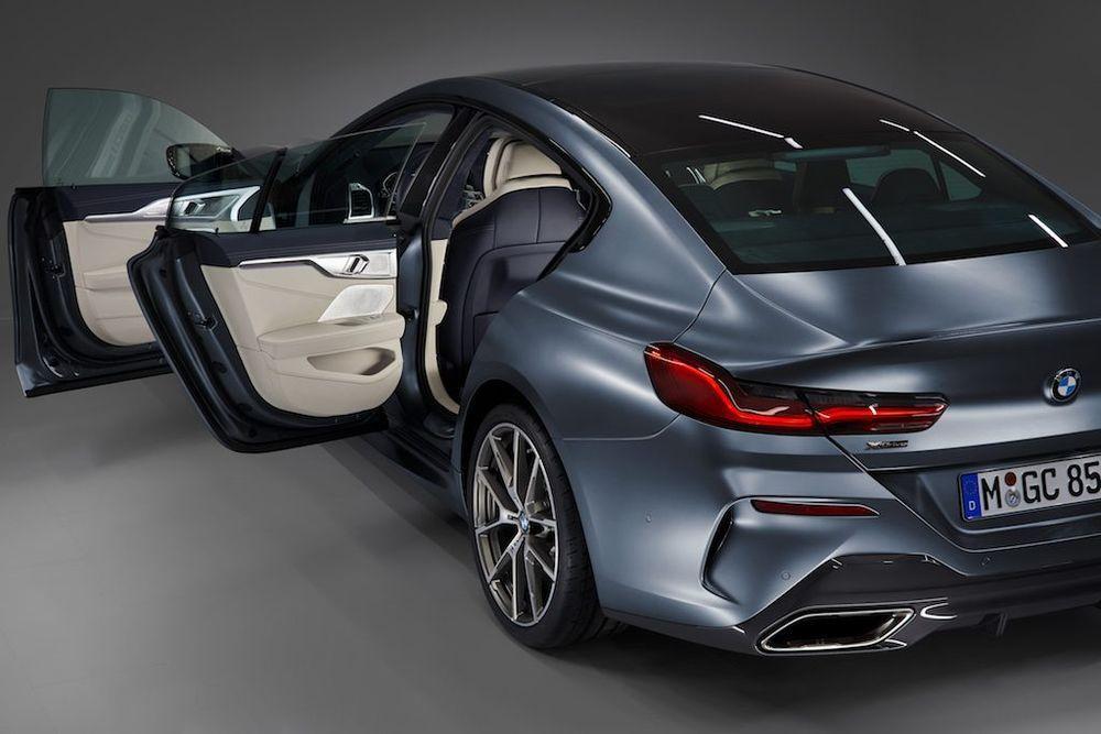2020 BMW 8 Series Gran Coupe