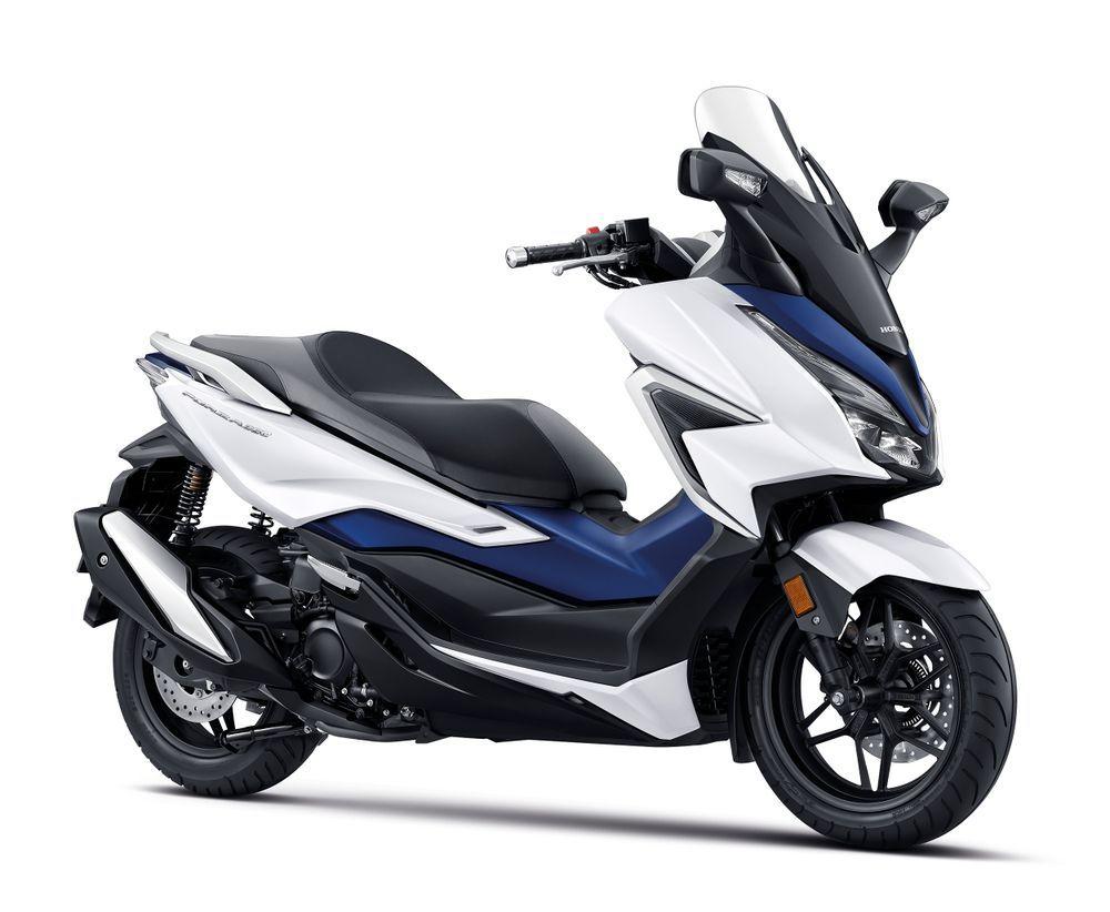 Honda Forza 350 Motor Show 2020