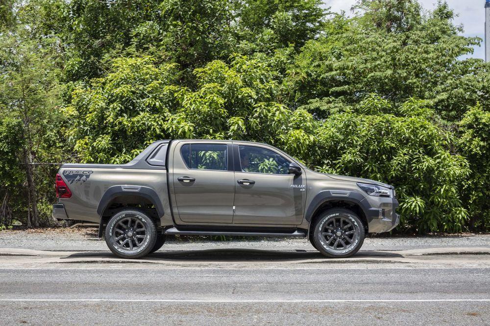 Toyota Hilux Revo Rocco 2021