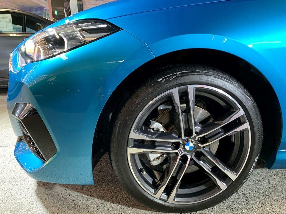 รีวิว BMW 218i