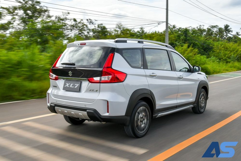 ระบบความปลอดภัย All New Suzuki XL7
