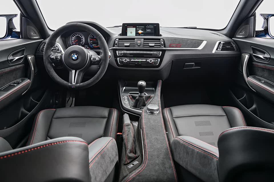 ภายใน BMW M2