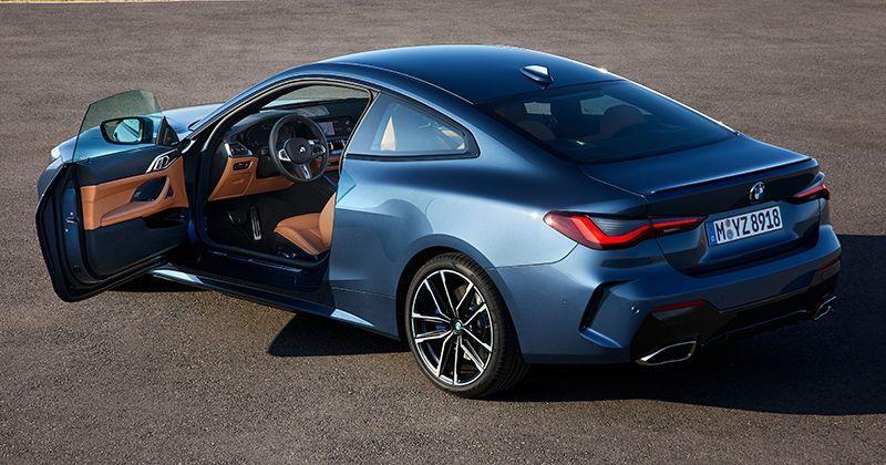 เปิดตัว BMW 4 SERIES COUPE 2020
