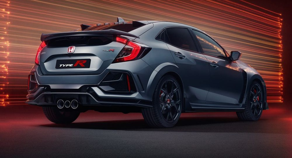 Honda Civic Type R 2021 Limited Edition 100 คัน ขายหมด ...