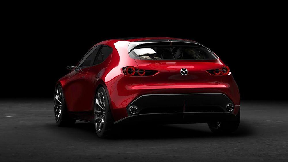 Mazda 3 อาจเปิดตัวโฉมถัดไปที่ Los Angeles Autoshow