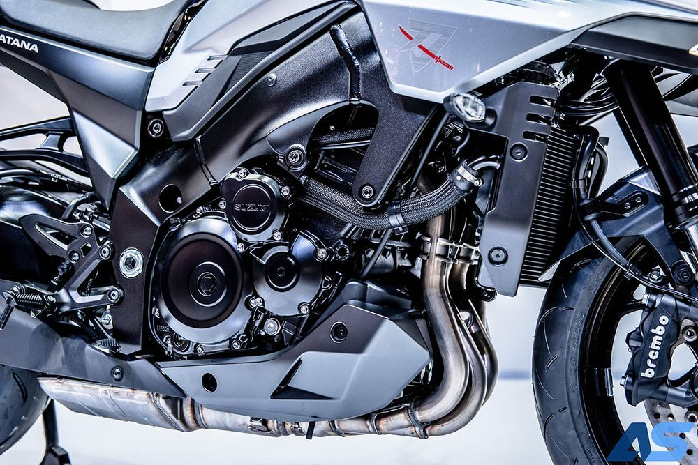 Suzuki Katana 2021 Engine