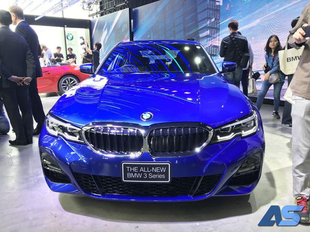 BMW Series3 G20