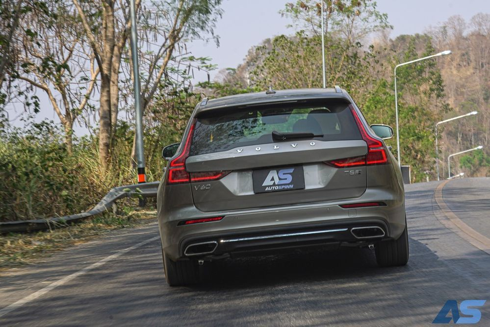 ราคา All New Volvo V60
