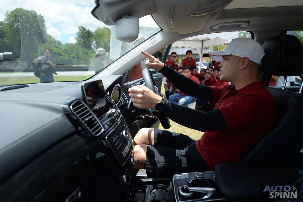 หรูจริงซิ่งได้ ทดสอบรถเบนซ์ในสนามแข่งกว่า 20 คัน กับ Mercedes-Benz Driving Events 2018