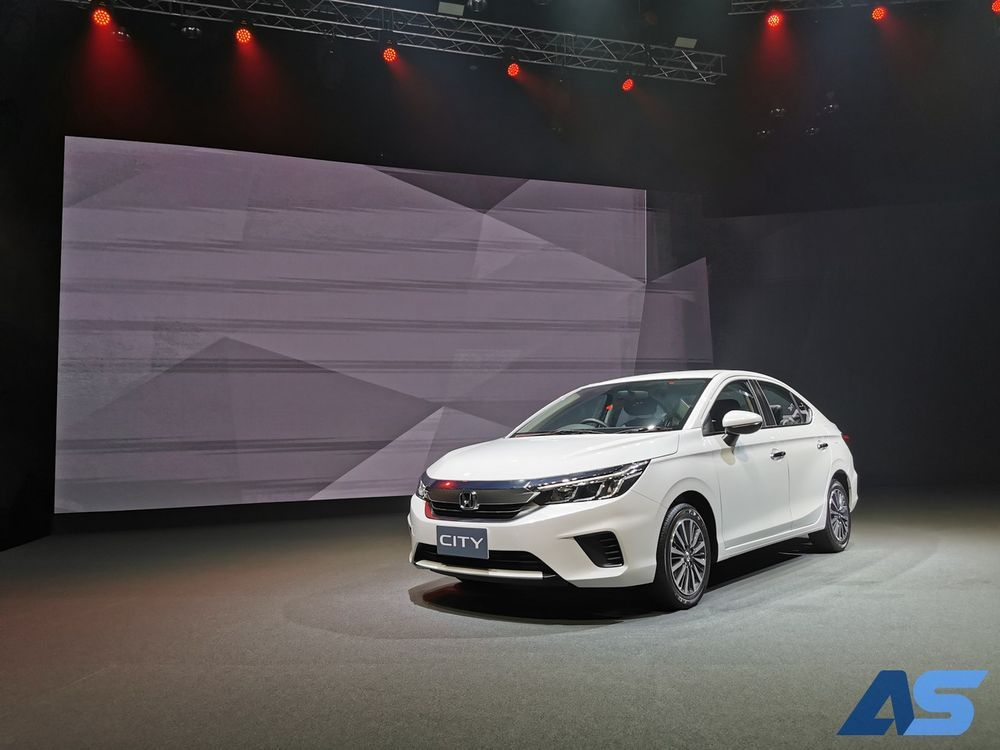 Honda City 2020 รุ่น SV