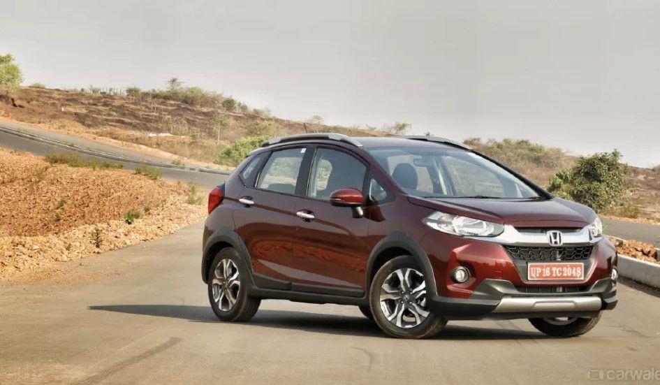Honda WR-V 2020 ขายแล้วในอินเดีย - ข่าวในวงการรถยนต์ ...