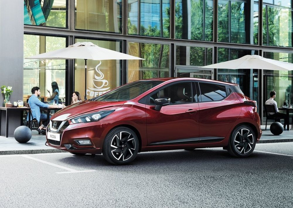 All New Nissan March 2021