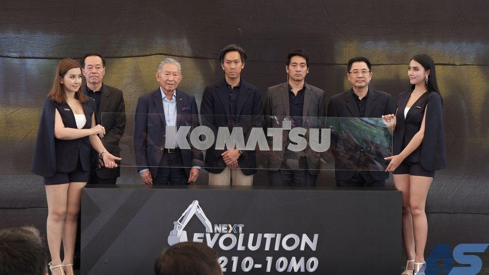 Komatsu PC210