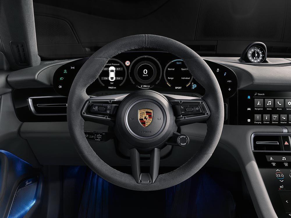 การขับขี่ Porsche
