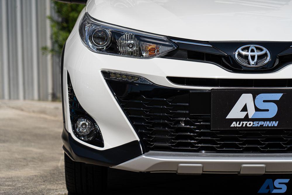 Toyota Yaris Cross รีวิว
