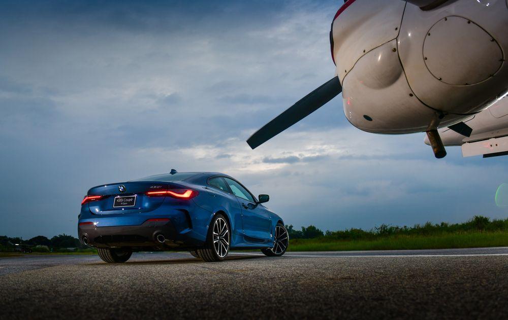 ขุมพลัง BMW 430i Coupe M Sport ใหม่