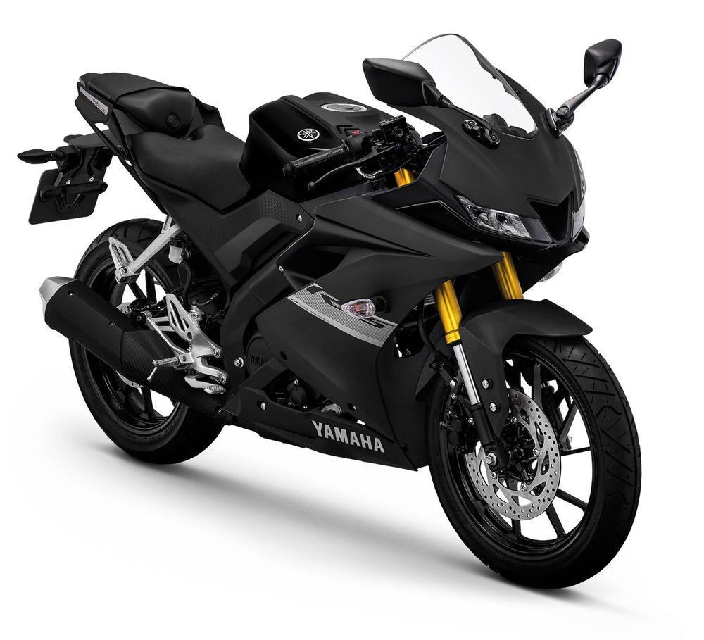 Yamaha R15 2020 Black