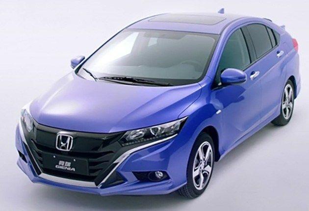 รถใหม่ปี 2020 Honda