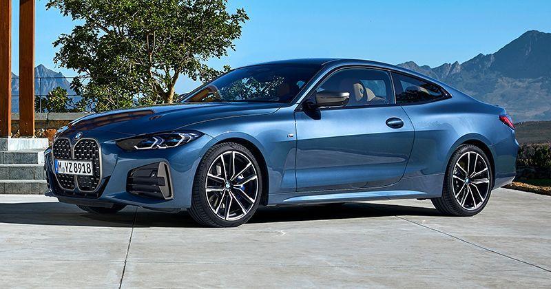 รีวิว BMW 4 SERIES COUPE 2020