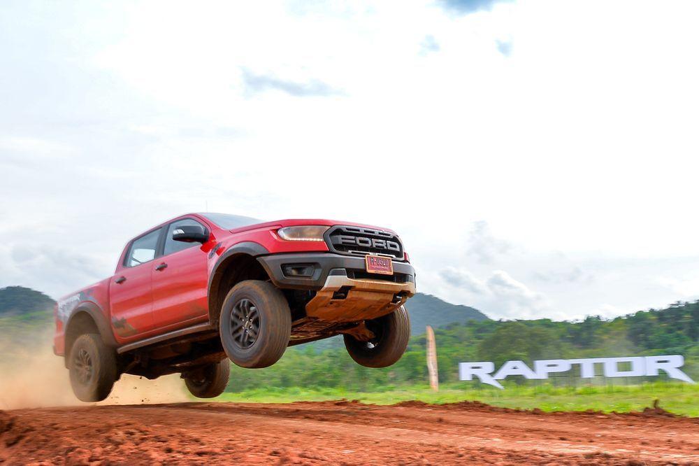 Ford Ranger Raptor 07