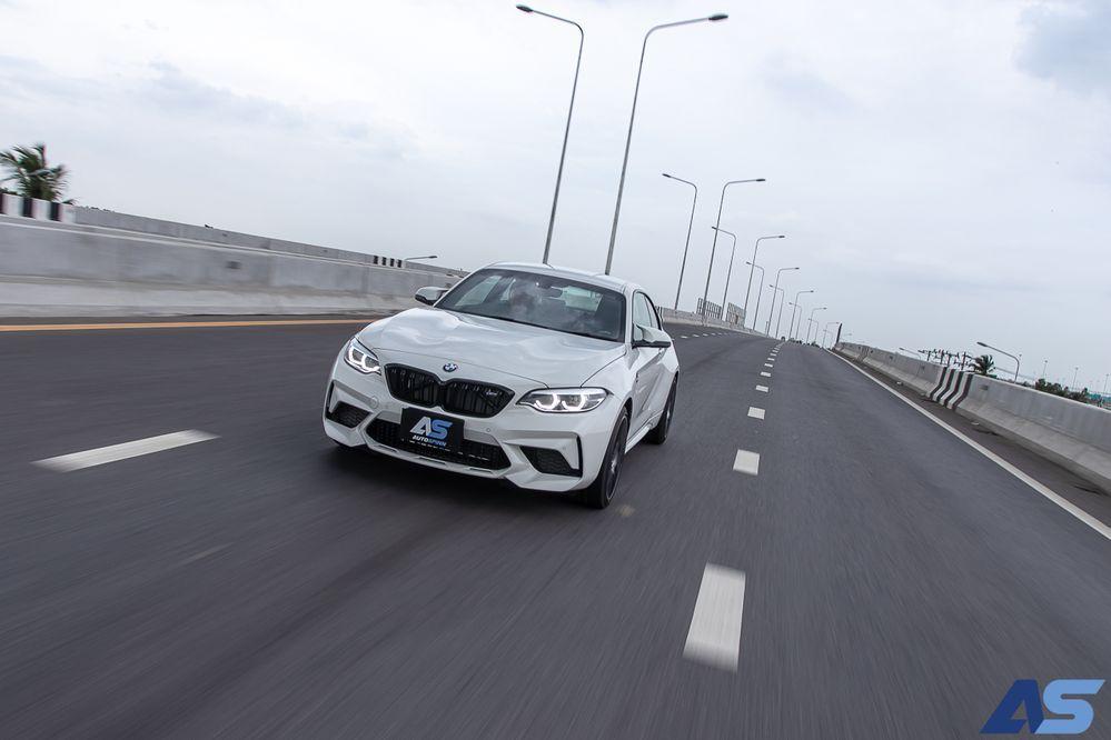 รีวิว BMW M2 Competition