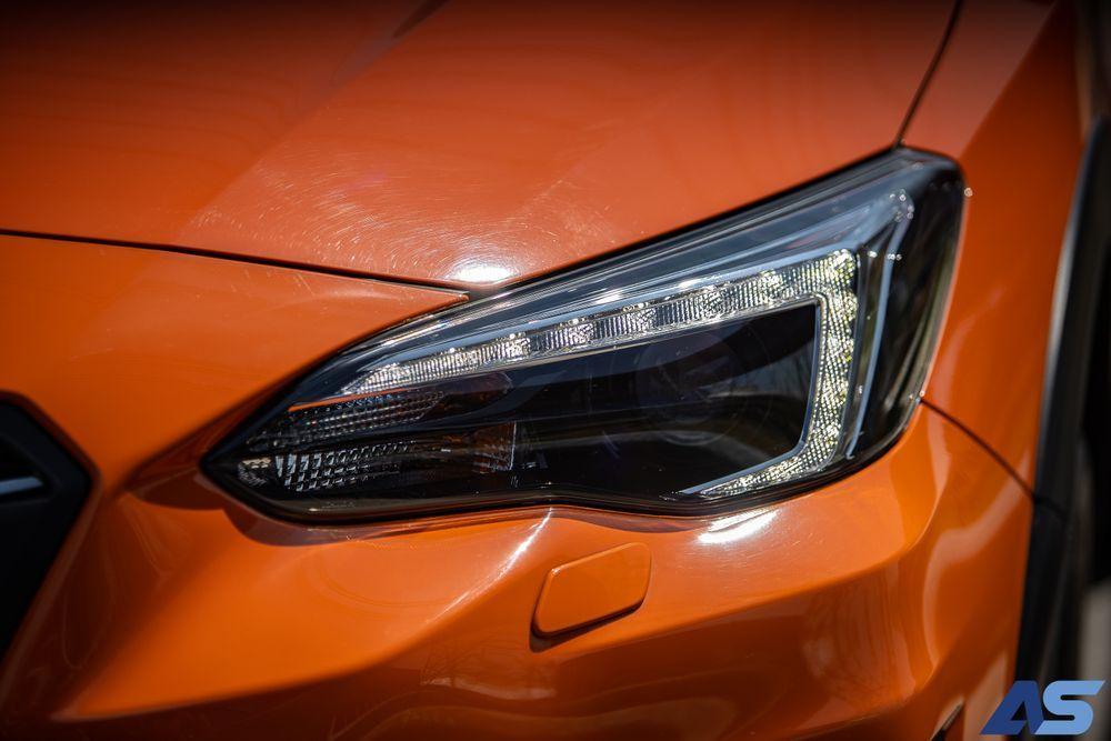 ไฟหน้า Subaru xv