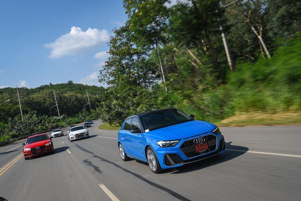 ราคา The New Audi A1 Sportback 35 TFSI S line