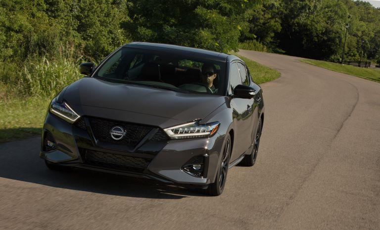 Nissan Maxima 2021 รุ่นพิเศษ
