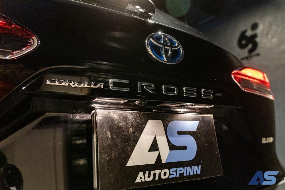 รีวิว Toyota Corolla CROSS 2020