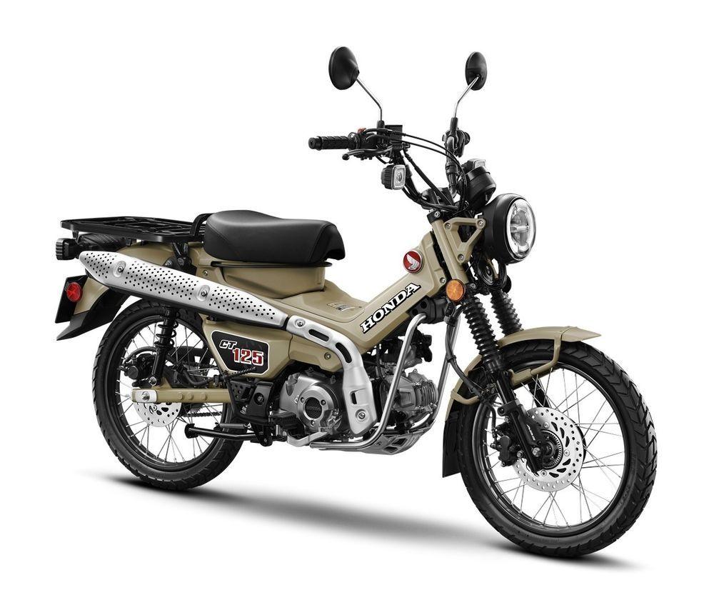 มอเตอร์ไซค์ Honda CT125
