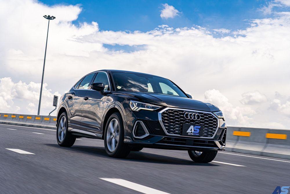 ตารางผ่อน Audi Q3