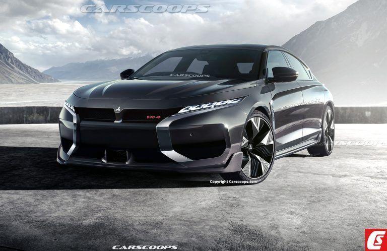 Mitsubishi Galant VR 4