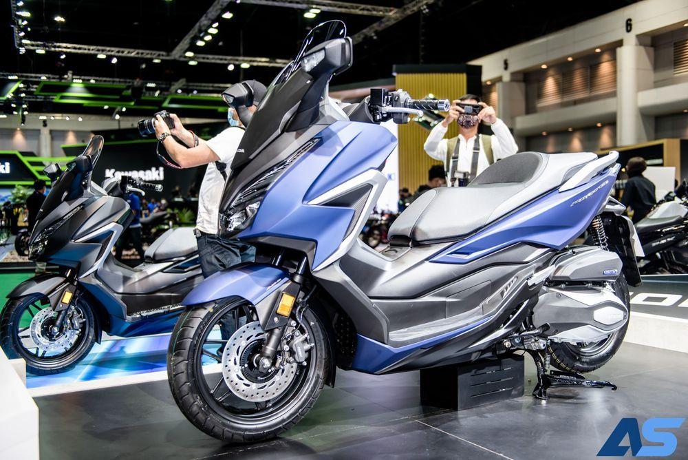 ฮอนด้า Forza 350