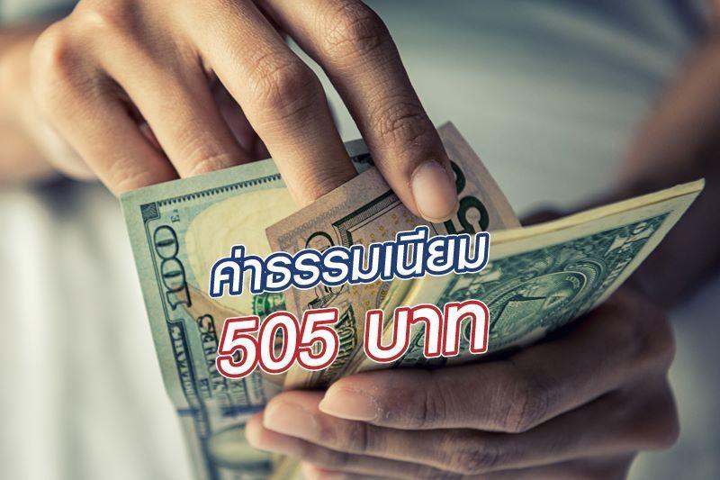ค่าใช้จ่ายในการทำใบขับขี่สากล 2563