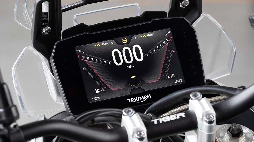 เปิดตัว Triumph Tiger 900 2020